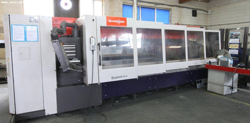Laser Bystronic Byspeed 3015