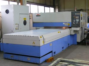 Laser MAZAK NEW TURBO X 510