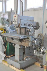 Frezarka narzędziowa AVIA FND 32 z 1978 roku