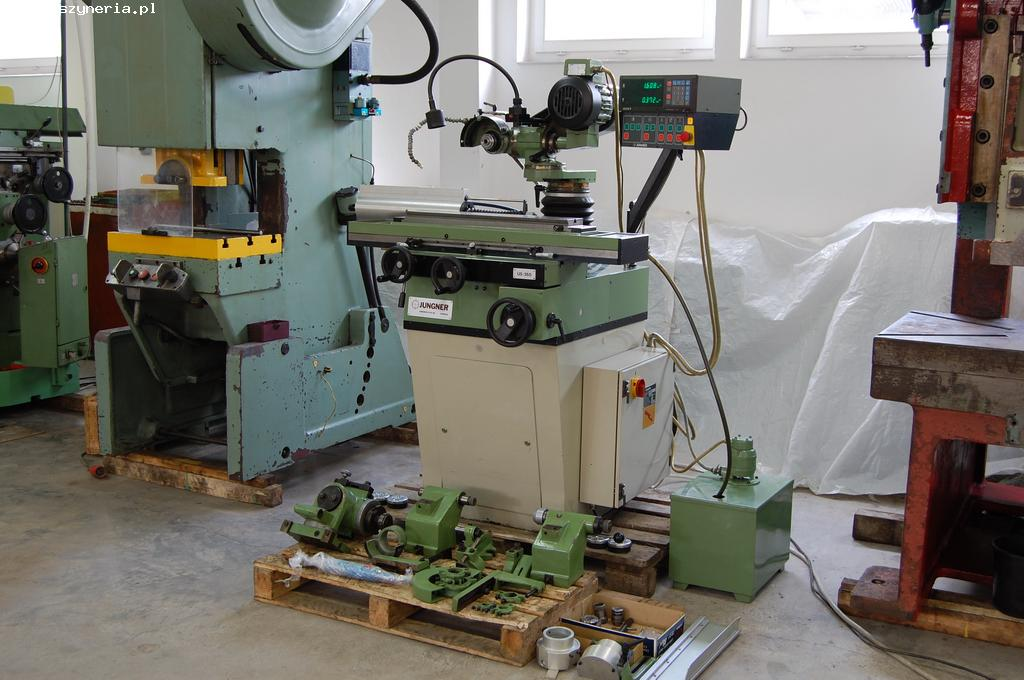 Szlifierka narzędziowa JUNGNER US-350